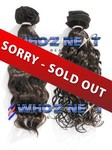 "100% Virgin Indian Hair 8"" Curly"
